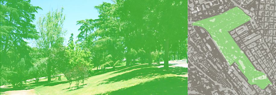 Parque Oeste - Sonido Verde Urbano