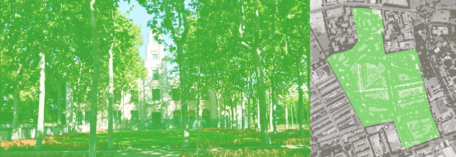 Quinta de los Molinos - Sonido Verde Urbano