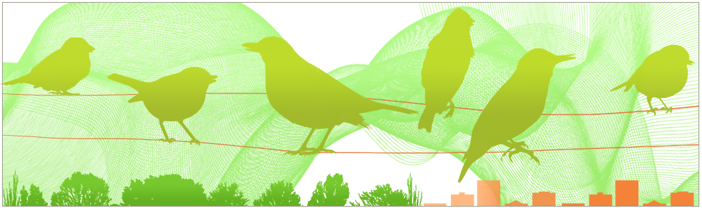 Aves - Sonido Verde Urbano
