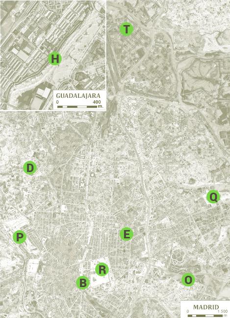 Foto satélite - Sonido Verde Urbano